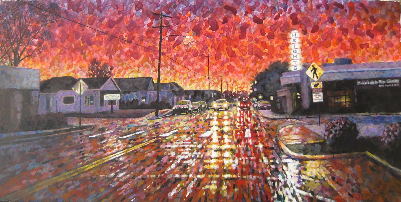 HEIGHTS SUNSET 48 X 24 001
